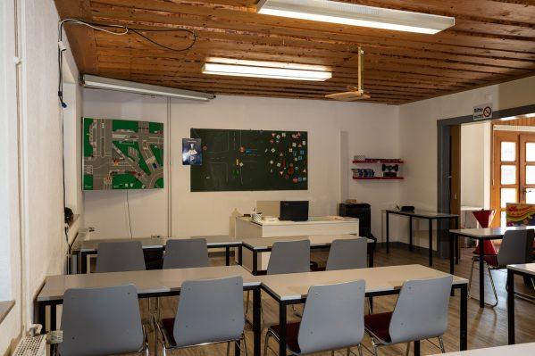 Fahrschule Lautenschläger Schulungsraum